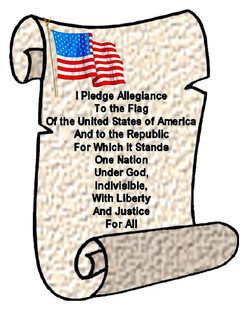 I Pledge Allegiance 