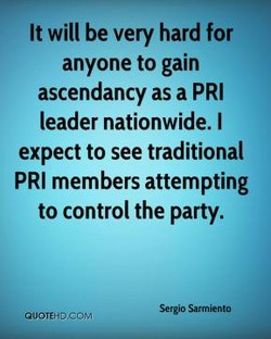 It will be very hard for 