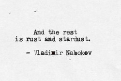 And the rest 