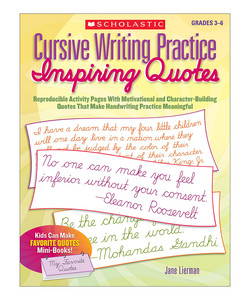 Reproducible Activity Pages With Motivational and Character-Building 