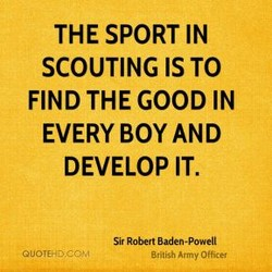 THE SPORT IN 