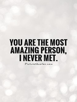 YOU ARE THE MOST 