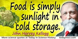 Food is simply 
