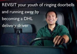 REVISIT your youth of ringing doorbells 
