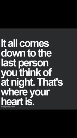 It all comes 