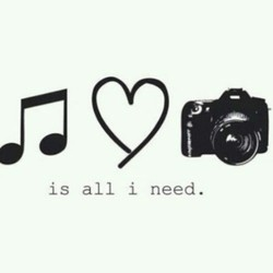 is all i need.