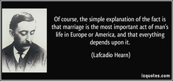 Of course, the simple explanation of the fact is 