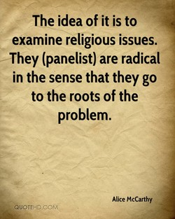 The idea of it is to 