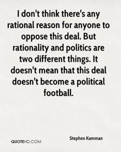I don't think there's any 