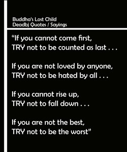 Buddha's Lost Child 