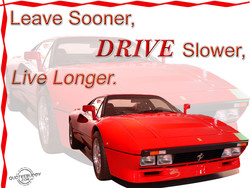 DRIVE Slower, 
