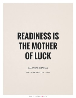 READINESS IS 