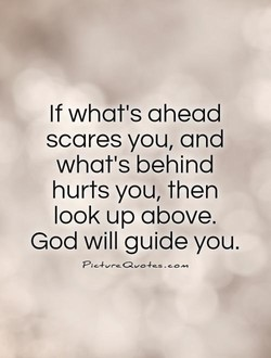If what's ahead 