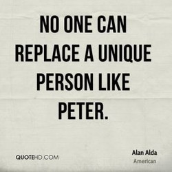 NO ONE CAN 