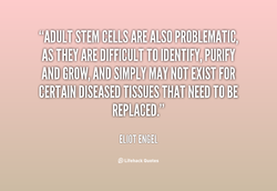 STEM CELLS AREjALSO PROBLEMATIC, 