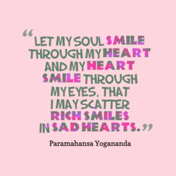 LET SOUL SMILE 