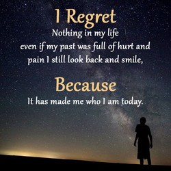 'l Regret 