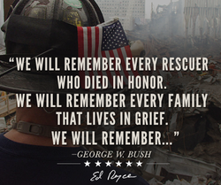 REMEMBER EVERY RESCUER 