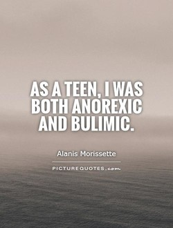 AS A TEEN, I WAS 