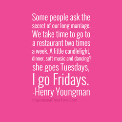 Some people ask the 