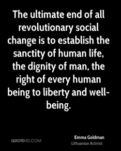 The ultimate end of all 