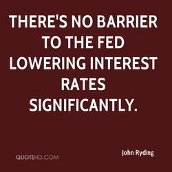 THERE'S NO BARRIER 