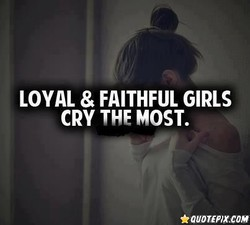 I LOYAL & FAITHFUL GIRLS 