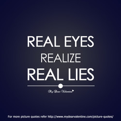 REAL EYES 