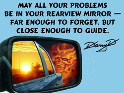 MAY ALL YOUR PROBLEMS 
