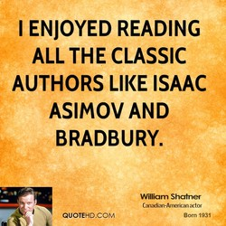I ENJOYED READING 