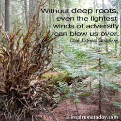 ithou deep roo s, 