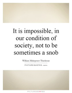 It is impossible, in 