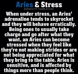Aries E Stress 