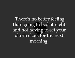There's no better feeling 