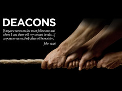 DEACONS 