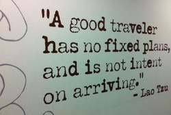 'IA good traveler 