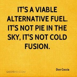 IT'S A VIABLE 