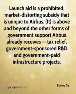 Launch aid is a prohibited, 