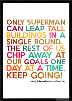 ONLY SUPERMAN 