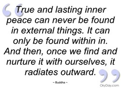 rrue and lasting inner 