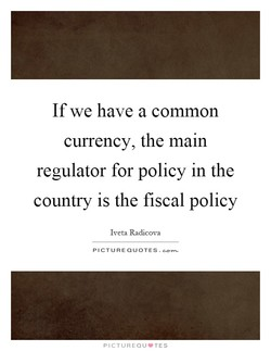 If we have a common 