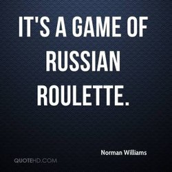 IT'S A GAME OF 