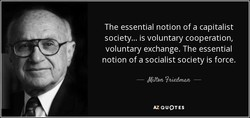 The essential notion of a capitalist 