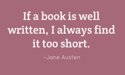 If a book is well 