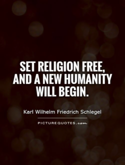 SET RELIGION FREE, 