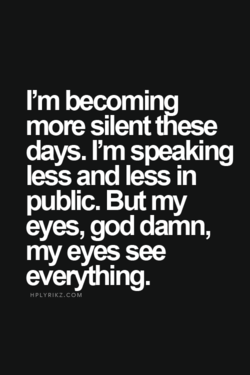I'm becoming 