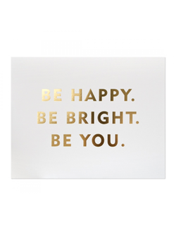 BRIGHT. 