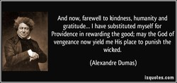 And now, farewell to kindness, humanity and 