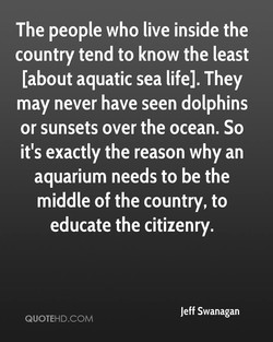 The people who live inside the 