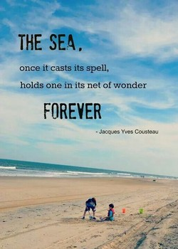 THE SEA, 